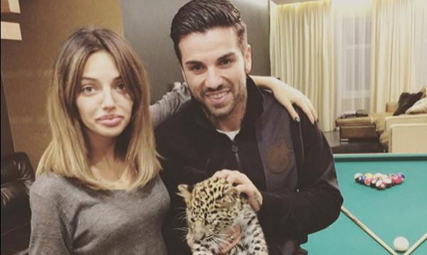 Благо Джизъса подари леопард на Есмер