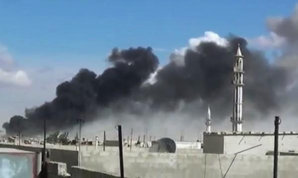 Русия поразила 8 цели на ИД в Сирия с 20 полета