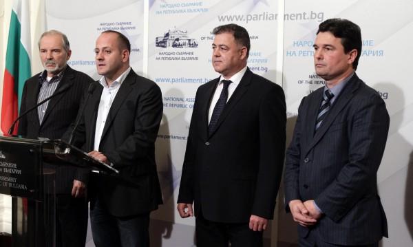 """РБ поиска вето върху закона за """"Военна информация"""""""