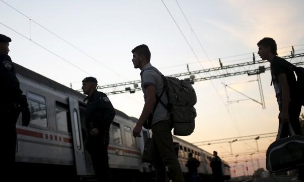 Провериха 2 влака в ЕС от съображения за сигурност