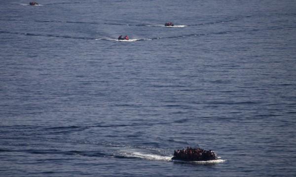 Две детски тела бяха намерени на гръцки бряг