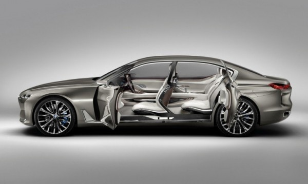 BMW 9-Series ще ползва платформата Rolls-Royce Phantom