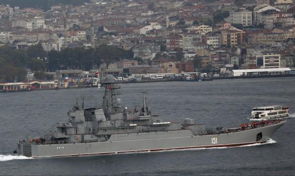 Русия призова САЩ и Турция за координация в Сирия