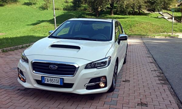 Subaru Levorg – напук на тенденциите