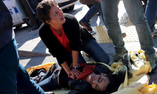 Ужас в Анкара! Мощни експлозии убиха 20 души