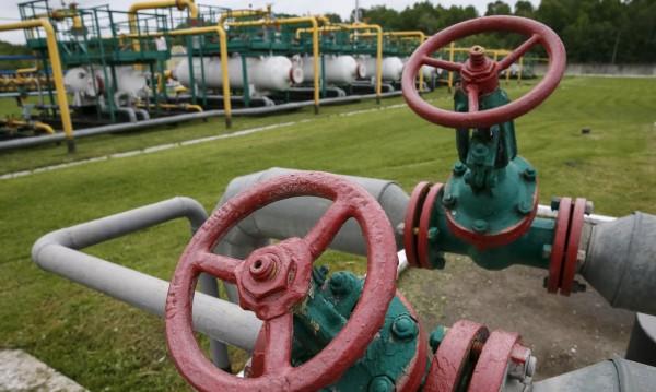 Руският газ пак тръгна към Украйна