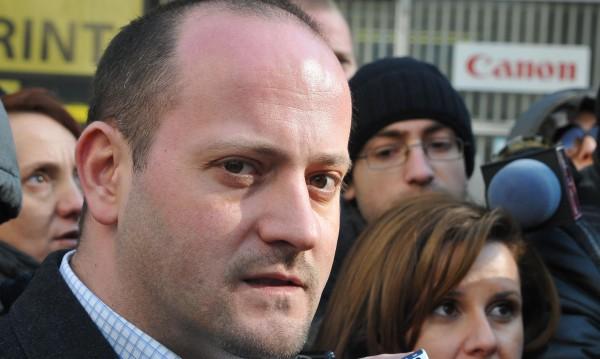 Радан Кънев мисли да играе за президент, казва след вота