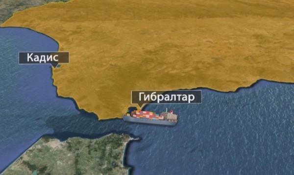 Наши моряци бедстват на арестуван кораб в Испания