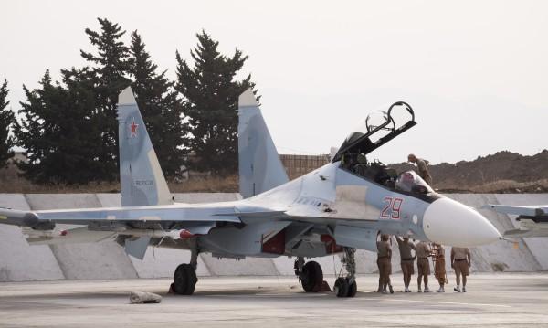 Руската авиация удари 285 обекти на ИД за 3 дни