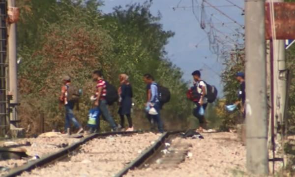 ЕП пак ще бистри бежанския поток по балканския маршрут