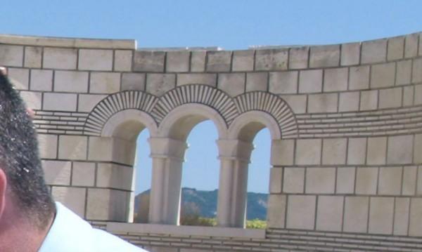 Бесарабски българи готвят копие на Голямата базилика в Плиска