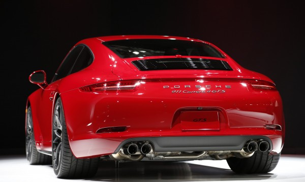 Porsche 911 и Mercedes най-крадени в Германия
