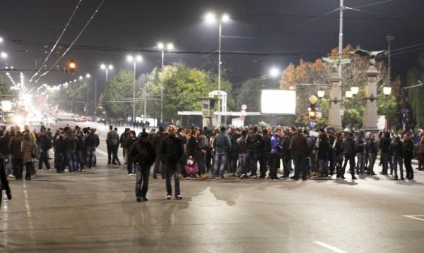 """След протеста в МВР остават само """"мишките"""""""