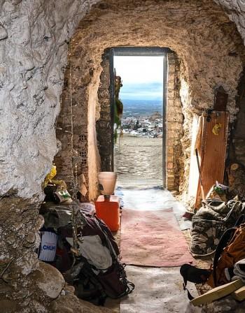 Най-модерното хипи убежище в Испания
