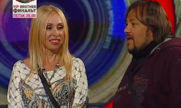 Люси и Кристина с късата клечка във VIP Brother