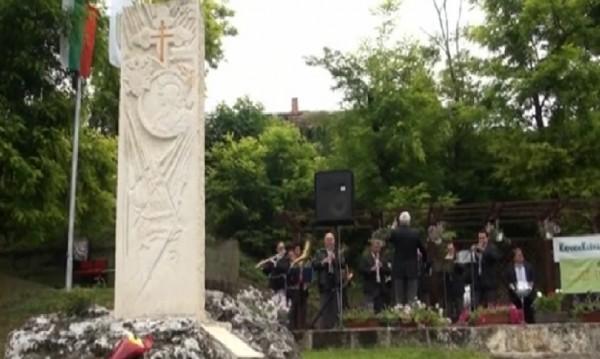 В най-бедната община: Паметник на Екатерина II