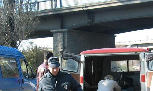 Самоубиец скочи от Аспаруховия мост във Варна