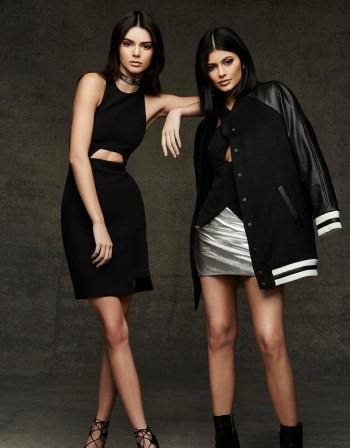 Новата модна колекция на сестрите Дженър