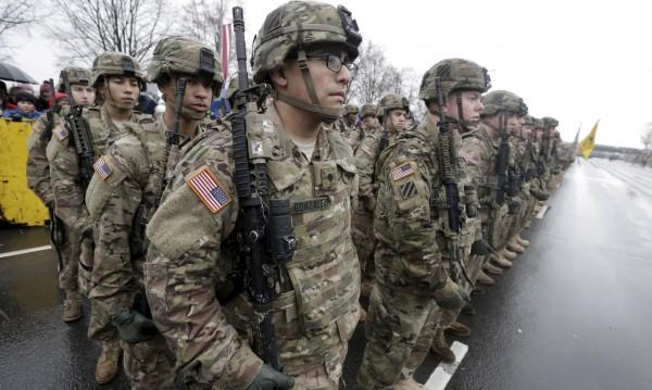 f044bb69b59 Поне 50 американски войници и офицери стъпиха в Сирия | Dnes.bg Новини