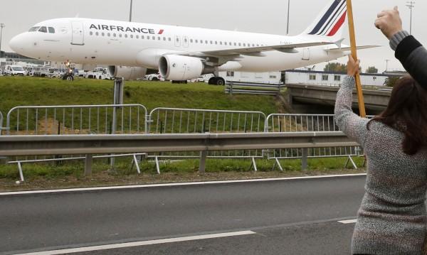 """57 уволнени от парижкото летище """"Шарл де Гол"""""""