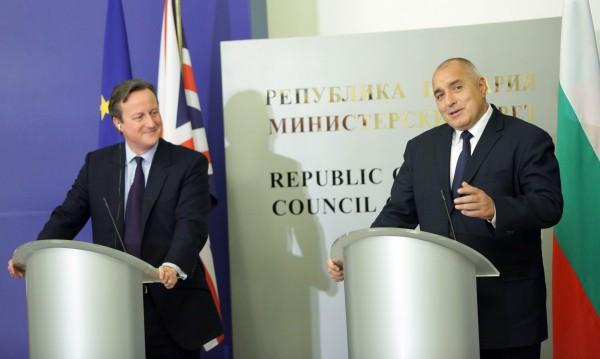 Българският глас е важен за Великобритания в ЕС?