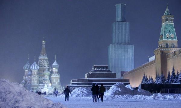 Интернет и в отвъдното – московски гробища с Wi-Fi