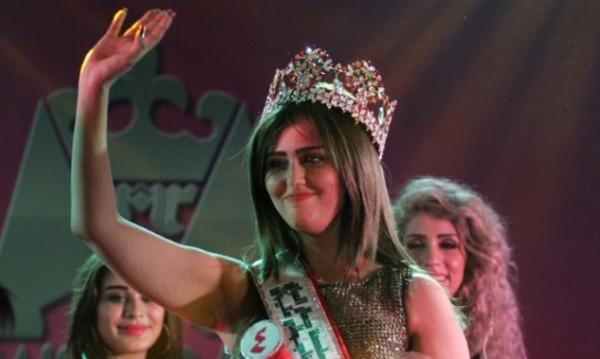 """За първи път от 43 години насам избраха """"Мис Ирак"""""""