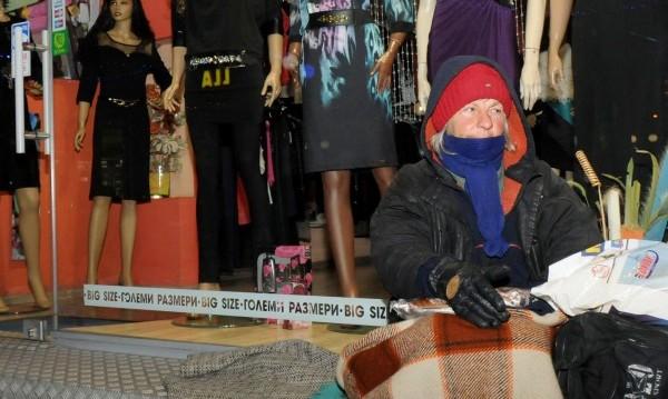 117 бездомни хора посрещнаха Нова година на топло