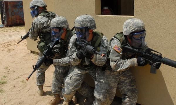 Рокерите терористи тренирали за командоси