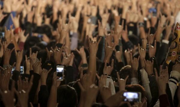 Музикалната 2015 г. - Адел и големите надежди