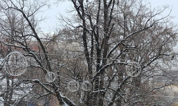 И утре студено, но ще спре да трупа сняг