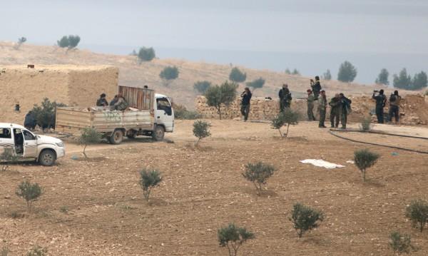 ИД е ползвала химическо оръжие срещу кюрдите