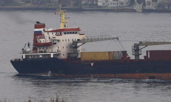 Капитан на руски товарен кораб е задържан в Дания за пиянство
