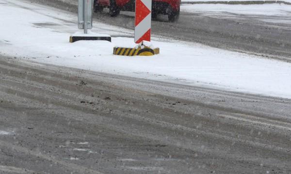 Снегът блокира Стара Загора, глобяват почистващата фирма