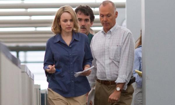 Spotlight е филм на годината, според критиците