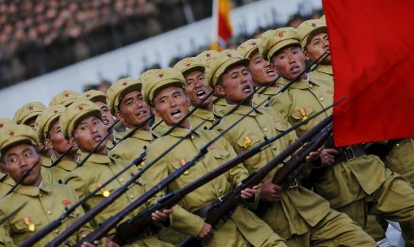 Пхенян харчи 1/4 от своя БВП за армията