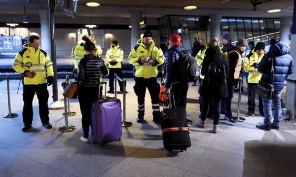 Швеция въведе паспортни проверки за пристигащите от Дания