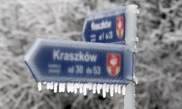 Студът отне живота на 21 души в Полша през уикенда