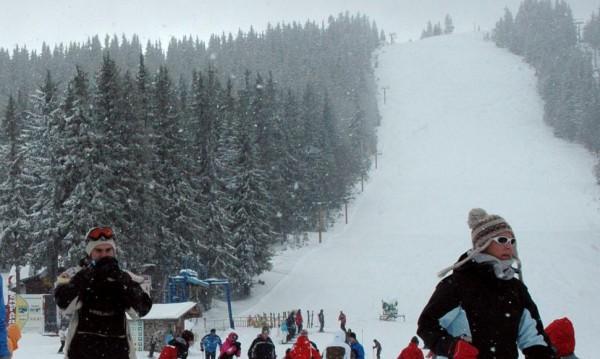 32 хил. туристи са празнували в Пампорово