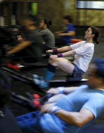 Как и с какво мъжете дразнят дамите във фитнеса