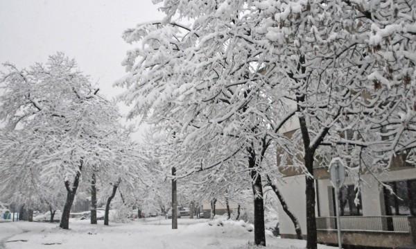Враца най-студена - минус 11ᵒ, Кнежа най-снежна – 27 см
