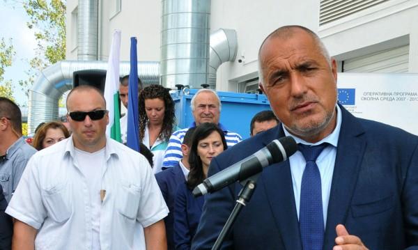 Борисов с амбиция да станем транзитна държава за газ