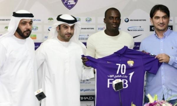 Данило Асприля ще играе в ОАЕ