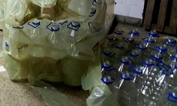 Спипаха над 2 тона менте алкохол в Джулюница