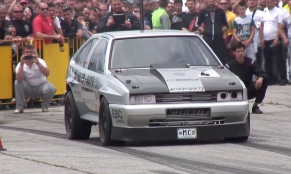 Scirocco – най-бързата кола в България