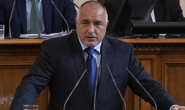 Ръст на икономиката от 3% не ни задоволява, рече Борисов