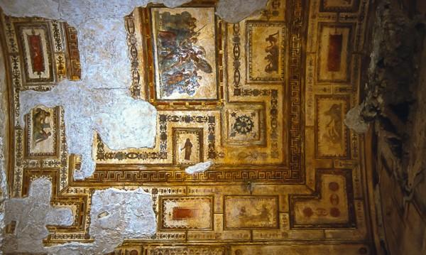 Италия реставрира Златният дворец на Нерон