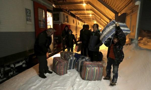Швеция иска превозвачите да проверяват паспорти