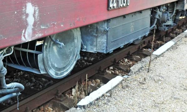 Влак удари човек на пешеходен прелез в Пловдив