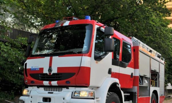 Две жени са пострадали при пожар в Сливен